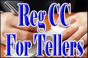 Reg CC For Tellers