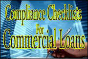 Commercial Loan Checklist