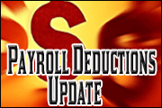 Payroll Deduction Laws Update