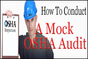 How To Conduct A Mock OSHA Audit