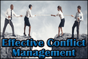 Tips For Effective Conflict Management